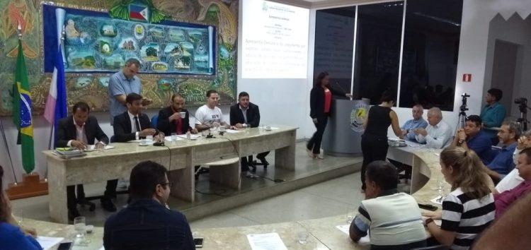 Denúncia sobre pagamento de asfalto será investigada pela Câmara de Guarapari