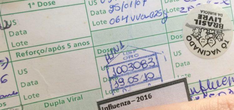 Guarapari recebe ação de vacinação contra o sarampo nesse sábado (13)