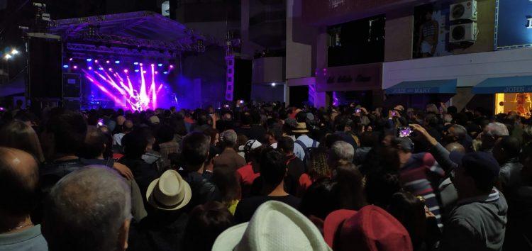 Mais de 120 mil pessoas participaram do 3º Esquina da Cultura em Guarapari