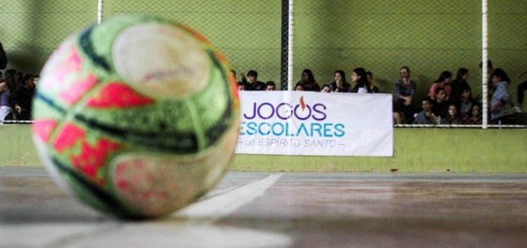 Guarapari recebe finais estaduais dos Jogos Escolares