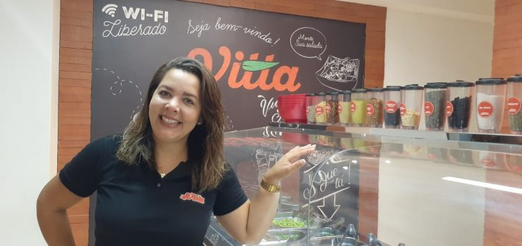 La Vitta em Guarapari oferece opções saudáveis para as refeições diárias