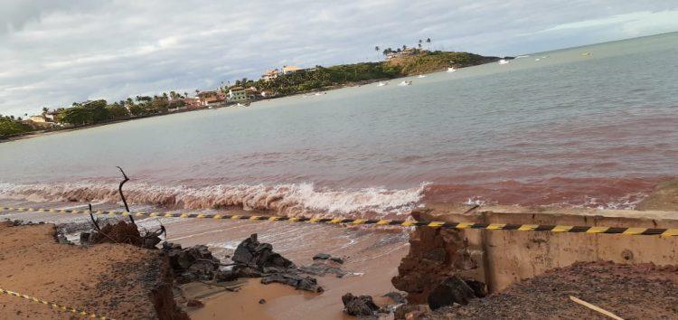 Prefeito de Guarapari declara município em estado de calamidade pública