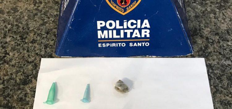 Procurado pela justiça e indivíduo com drogas são detidos em Guarapari