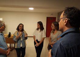 Em reunião da RDG em Guarapari, Gedson Merízio explica que a concessão do Radium Hotel depende do recebimento das propostas