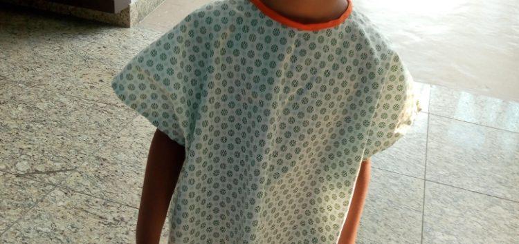 Mãe de filho autista continua em busca de ajuda para exame em Guarapari