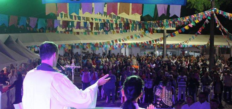 Arraiá de Sant'ana começa nessa quinta-feira (11) em Guarapari