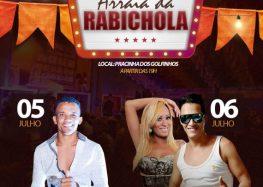 Tradicional Arraiá da Rabichola começa hoje (05) em Guarapari