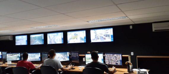 Câmeras de videomonitoramento de Guarapari passam por nova manutenção