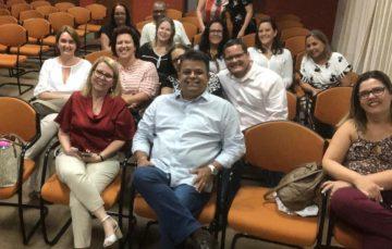Médicos do Hifa Guarapari participam de capacitação sobre condução do parto
