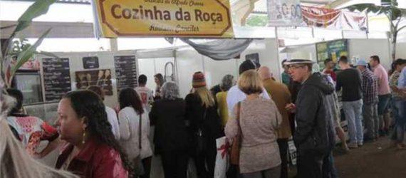 Feira distrital é uma das atrações da 46ª Festa da Banana e do Leite em Alfredo Chaves