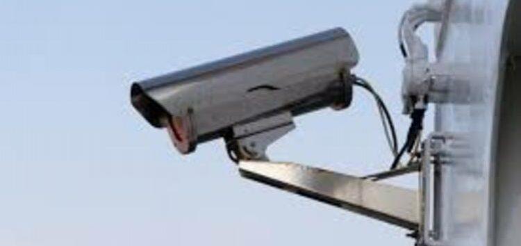 Vereadora denuncia câmeras de videomonitoramento sem funcionar em Guarapari