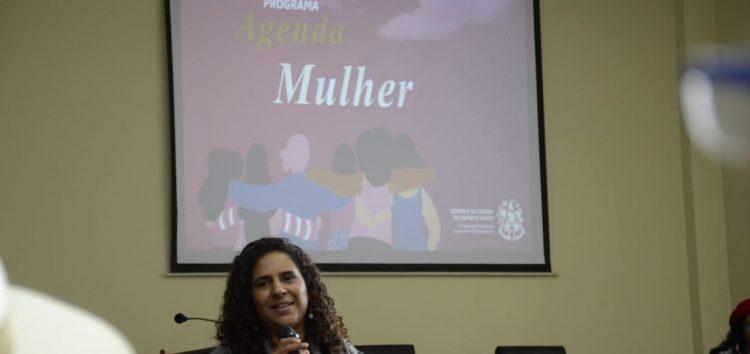 Vice-governadora apresenta ações do Agenda Mulher na Câmara de Anchieta