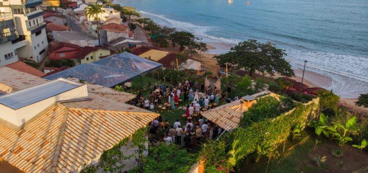Casa Jardim Mar: Em Anchieta, um lugar para sonhar e se encantar com a vida cercada de natureza