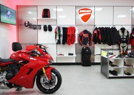 Nova concessionária Ducati é inaugurada em Vitória