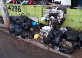 Sindicato patronal recorre à justiça para por fim a greve dos motoristas da coleta de lixo ligados ao Sintrovig