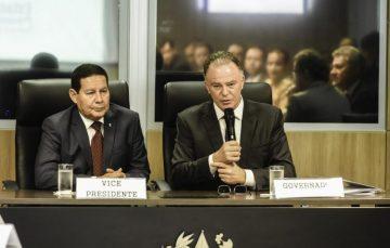 Programa Estado Presente em Defesa da Vida do ES é citado com exemplo pelo vice-presidente