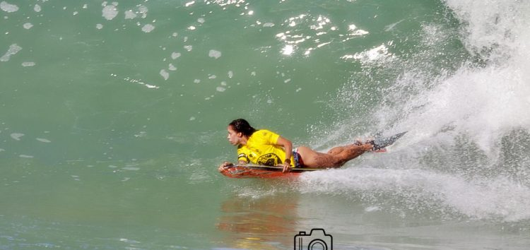 Evento de Bodyboarding anima o fim de semana de Guarapari