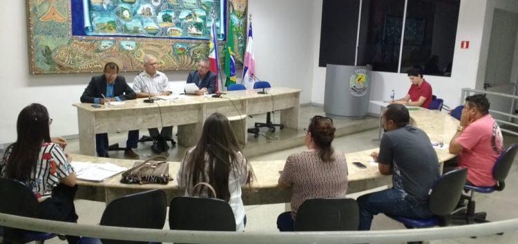 Após convocação, secretária de saúde de Guarapari presta esclarecimentos sobre a Unidade de Saúde de Santa Mônica