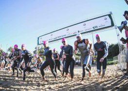 Praia da Bacutia receberá competição de triathlon em Guarapari