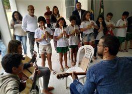 Alfredo Chaves inaugura ampliação e reforma do Cras