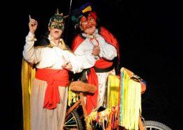Grupo de teatro de Anchieta recebe prêmios em festival nacional