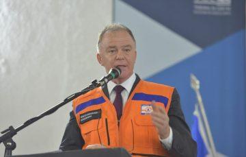 Governo lança sistema de alerta e anuncia construção do centro de monitoramento de desastres