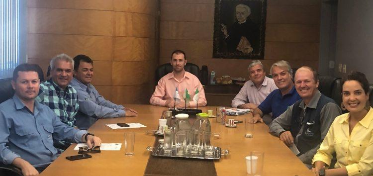 Samarco: Prefeito de Anchieta reúne empresários locais após visita em Minas Gerais
