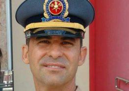 Familiares e amigos se despedem de militar morto durante resgate de cachorro em Alfredo Chaves