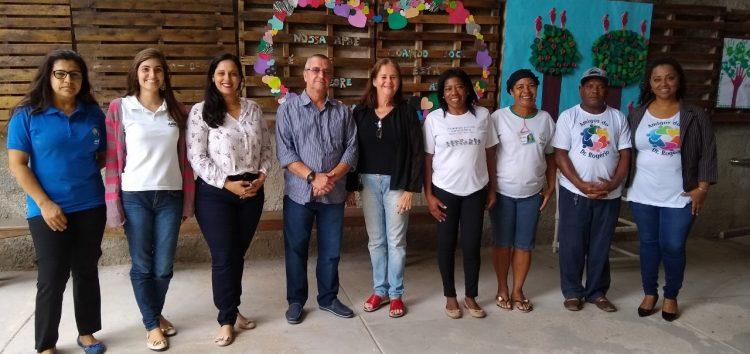 Associação doa medicamentos para alunos da Apae Guarapari