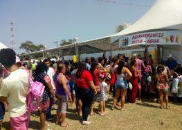 Atendimentos médicos, sociais e jurídicos marcam ação cidadã em Guarapari