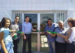 Espaço para ações culturais e qualificação profissional é inaugurado em Anchieta
