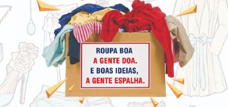 Prefeitura promove campanha de arrecadação de roupasem Guarapari