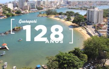 É hoje! Guarapari dá início a celebração dos 128 anos de emancipação política