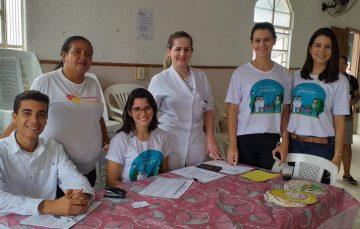 Projeto itinerante Hifa Guarapari realiza mais de 70 atendimentos em Pontal de Santa Mônica