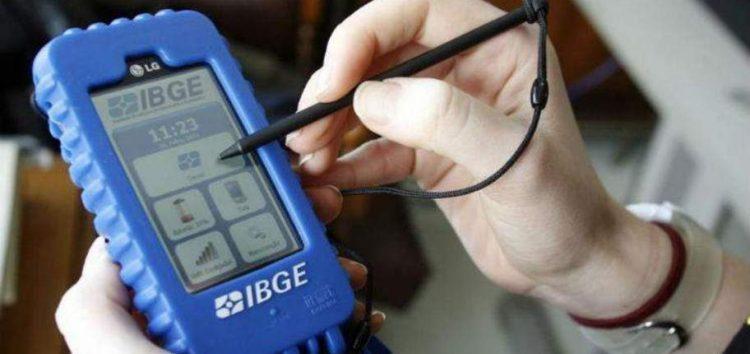 IBGE publica edital para Censo 2020 com 55 vagas no ES e salário de até R$ 3,1 mil