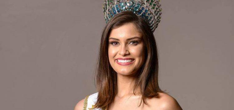 Miss Espírito Santo vence o concurso Miss Brasil Mundo 2019