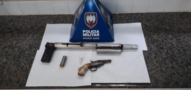Homem é detido e suspeito de ameaçar com arma moradores em Guarapari