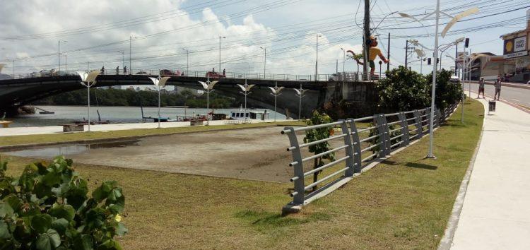 Ainda sem data definida, Canal de Guarapari deve receber pista de skate