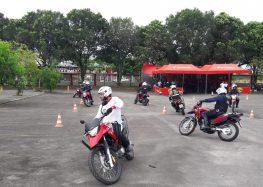 Honda promove campanha de segurança no trânsito em Guarapari