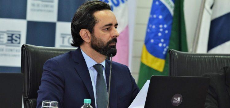 Tribunal de Contas do Estado elege Rodrigo Chamoun presidente do próximo biênio