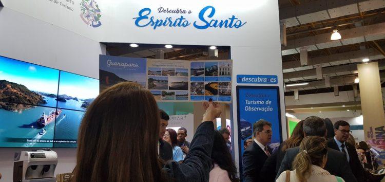 Apesar do destaque na feira de negócios e turismo, ES teve pouca adesão dos municípios e empresários