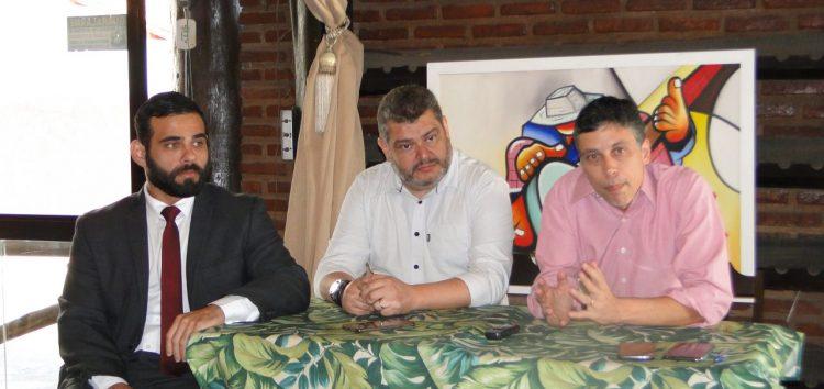Coletiva: Atacado do Santo Antônio deve ser inaugurado até o final do ano em Guarapari