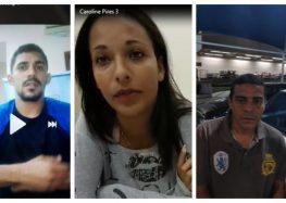 Integrantes de quadrilha que aplicava golpes pela internet são presos em Guarapari
