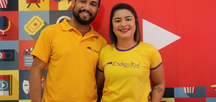 Código Kid: Sob nova direção, escola de programação inova em Guarapari