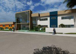 Ordens de serviço para uma escola e três creches estão acontecendo esta semana em Guarapari