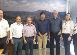Diretoria do Hifa se reúne com prefeito de Guarapari para discutir melhorias estruturais