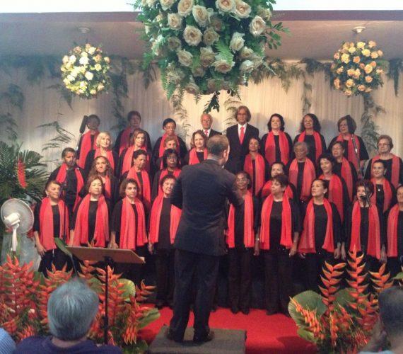 Coral de Guarapari representará o Brasil em festival no Uruguai