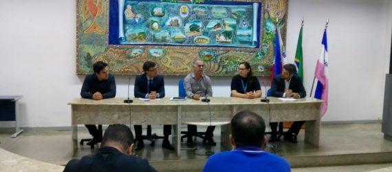 Representantes de banco esclarecem empréstimo de R$ 45 mi em reunião com vereadores de Guarapari