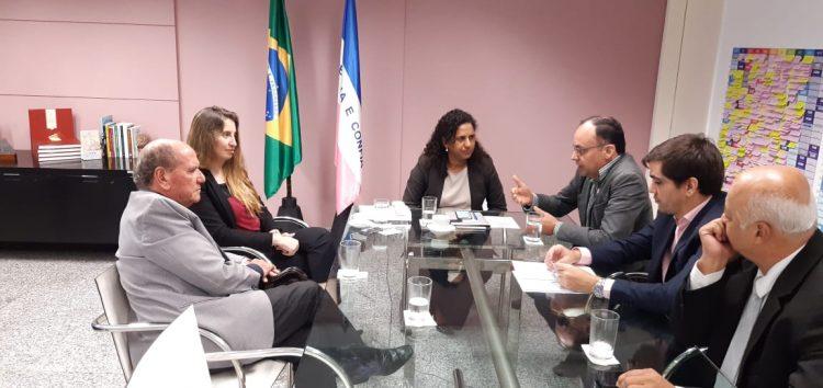 Após participar de reunião com cônsul do Uruguai, subsecretário Gedson Merízio vê possibilidade de novo mercado turístico para Guarapari
