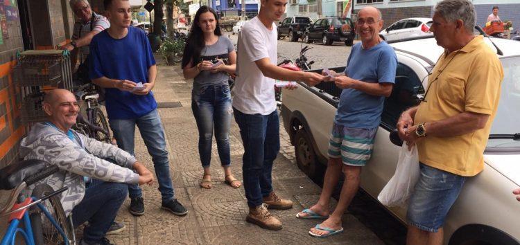 Alfredo Chaves conta com coleta seletiva nos bairros
